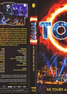 Toto 40 Tours Around The Sun