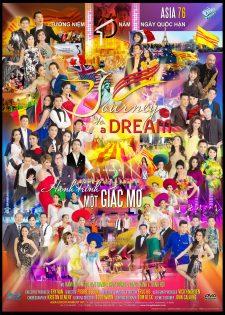 Asia 76: Journey To A Dream – Hành Trình Một Giấc Mơ