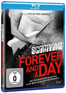 Scorpions: Forever and a Day 2015