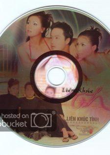 Tình Music Platinum Series 03: Various Artists- Liên Khúc Tình [NRG]
