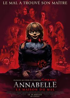 Annabelle 3: Ác Quỷ Trở Về