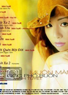Tình Music Platinum Series 032 – Minh Tuyết – Muộn Màng – Góc Phố Buồn [NRG]