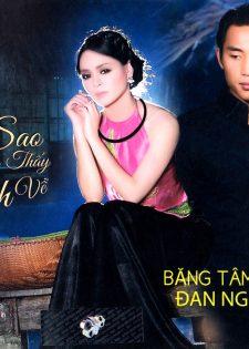 Asia CD : Băng Tâm – Sao Không Thấy Anh Về