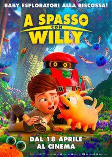 Terra Willy: Cuộc Phiêu Lưu Đến Hành Tinh Lạ