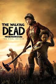 The Walking Dead: The Final Season Ep1-4