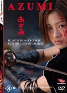 Nữ Sát Thủ Azumi