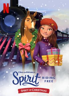 Chú Ngựa Spirit – Tự Do Rong Ruổi: Giáng Sinh Cùng Spirit