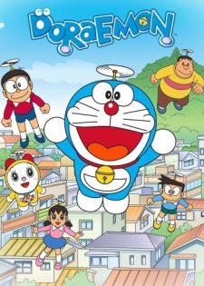 Trọn Bộ Mèo Máy Doraemon