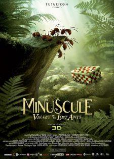 Minuscule: Thung Lũng Kiến