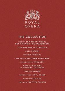 Bộ Sưu Tập Nhạc Opera Hoàng Gia – ROYAL OPERA THE COLLECTION BLU-RAY BOX