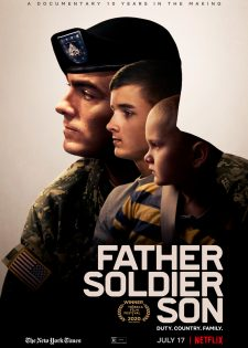 Người Cha, Người Lính, Người Con