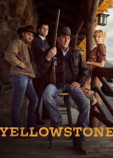 Yellowstone: Phần 1