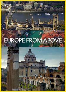 Châu Âu Từ Trên Cao