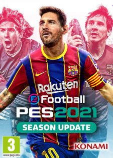 eFootball PES 2021 Full Active CPY