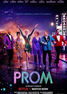 The Prom: Vũ Hội Tốt Nghiệp