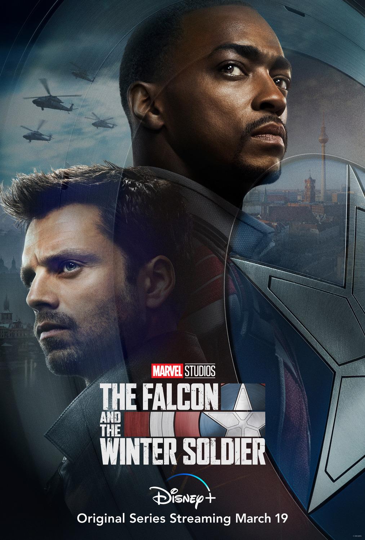 Falcon và Winter Soldier