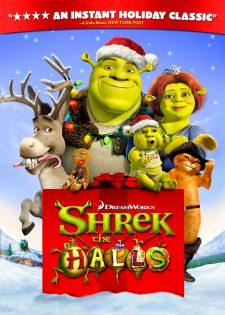 Giáng Sinh Nhà Shrek