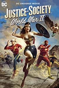 Justice Society: Thế Chiến 2