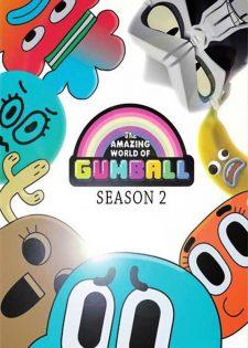 Thế Giới Kì Diệu Của Gumball: Phần 2