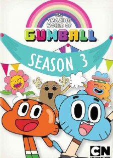 Thế Giới Kì Diệu Của Gumball: Phần 3