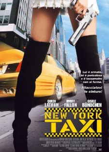 Nữ Tài Xế Taxi