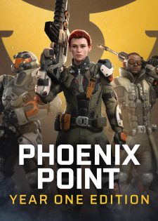Phoenix Point Year One Edition