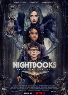 Nightbooks: Chuyện Kinh Dị Đêm Nay