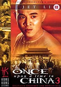 Hoàng Phi Hồng 3: Sư Vương Tranh Bá